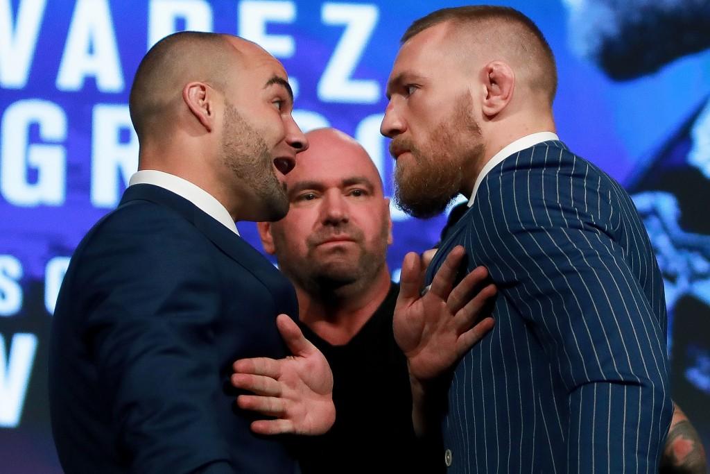 Eddie Alvarez pode acabar com reinado de McGregor | Crédito: Michael Reaves/Getty Images