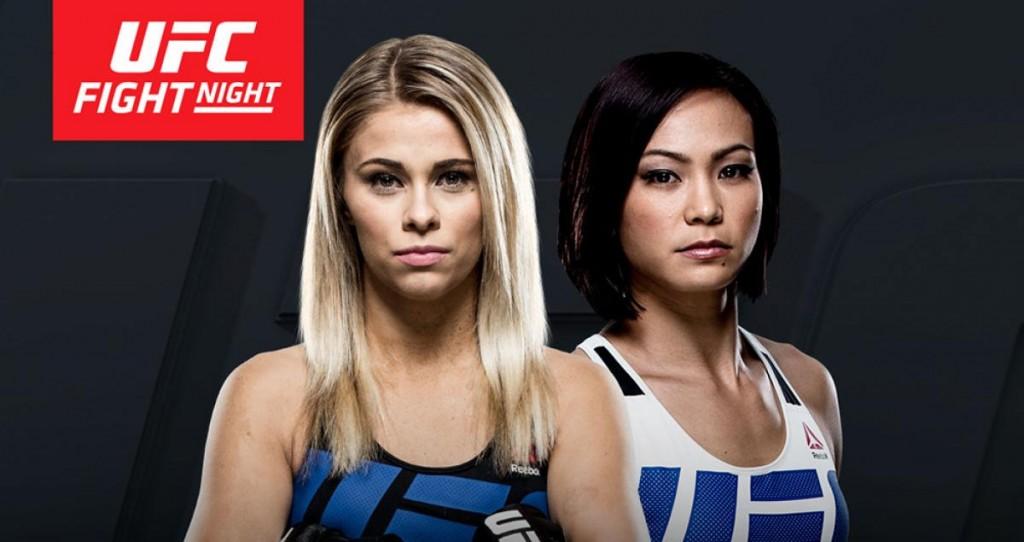 Paige VanZant enfrenta Michelle Waterson no UFC Sacramento | Divulgação/UFC