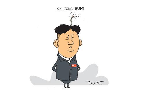 Homem-bomba!