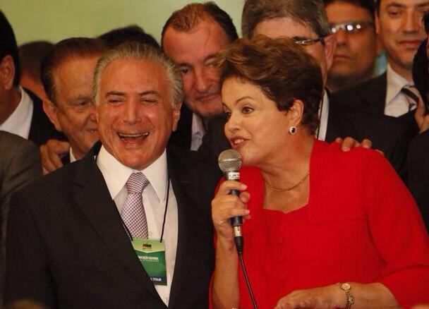 Com placar miúdo, PMDB renova apoio a Dilma