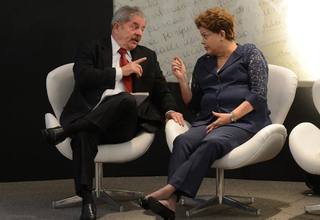 Dilma retira do Planalto últimos olheiros de Lula