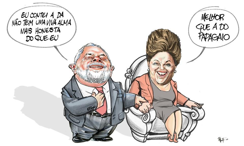 A última do Lula!