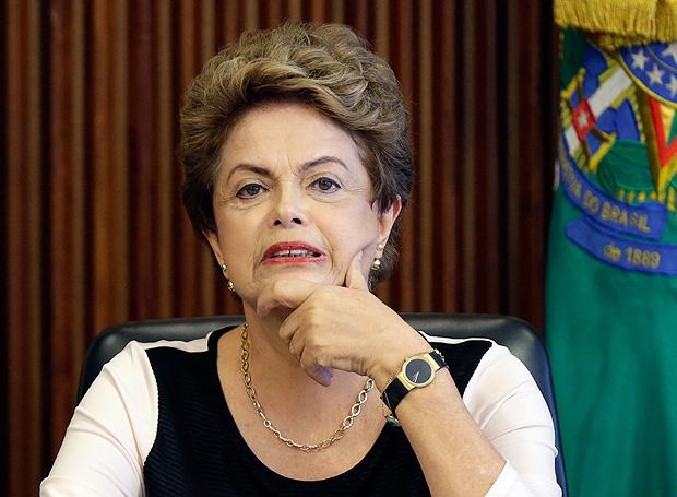 Afastamento provocou uma amnésia em Dilma