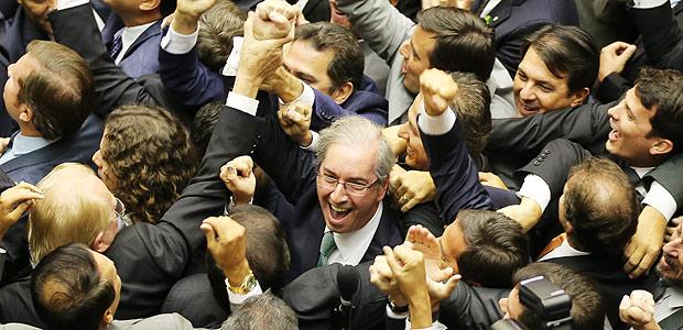 Para Câmara, mordomias de Cunha têm prioridade sobre processo de cassação
