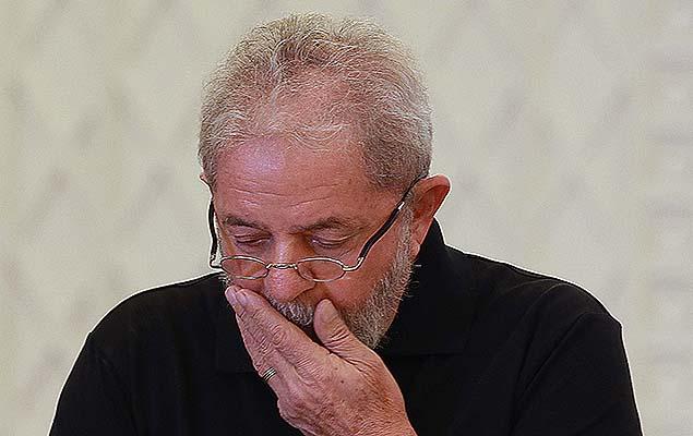 Réu, Lula entra na faxina da era PT como detrito