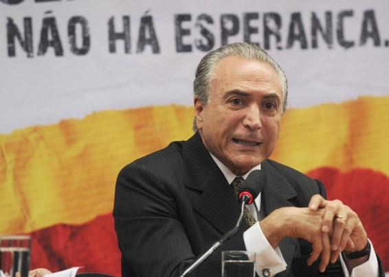 Resumo da bagaça: A Câmara dos Deputados vai investigar se um presidente corrupto é... corrupto!