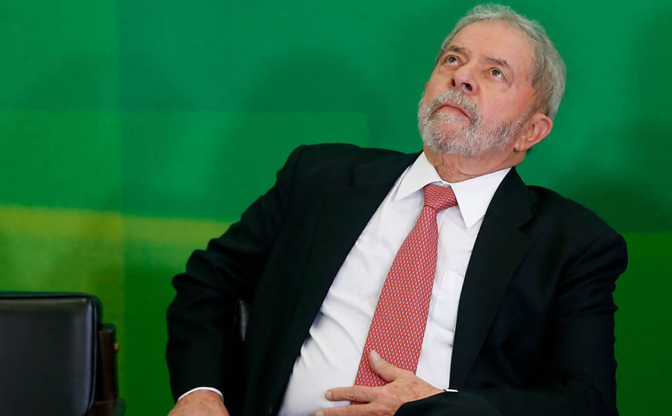 Julgamento de Lula ne segunda instância é marcado para 24 de janeiro