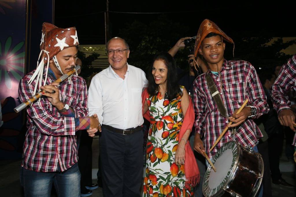 Resultado de imagem para Alckmin em Campina grande