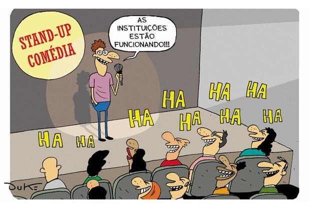 Resultado de imagem para governo bolsonaro charges