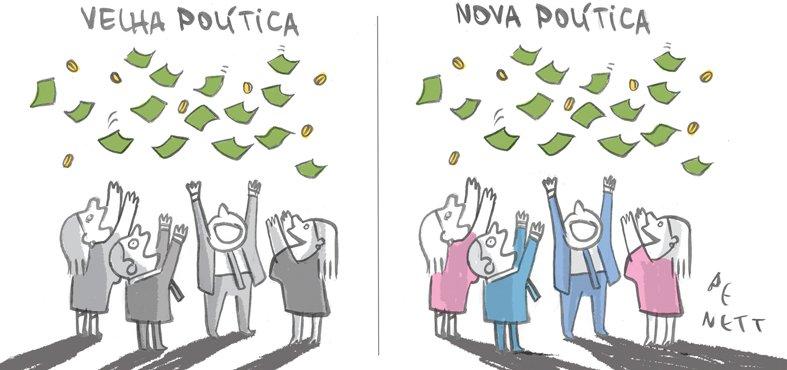 Nova Política Velha! - UOL Notícias