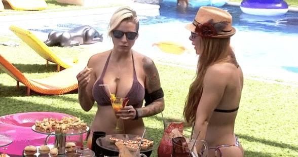 Aline batalha por Clara e Vanessa como aliadas