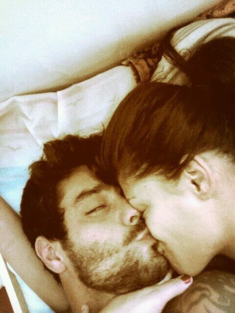 Após deixar o programa, Diego e Franciele passaram a noite juntos no cocoricóóó, e o carioca postou alguns desses momentos em suas redes sociais