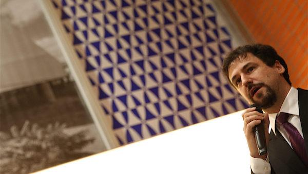 João Brant, secretário executivo do Ministério da Cultura na segunda gestão Dilma Rousseff (Foto: Janine Moraes/MinC)