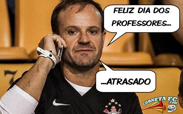 Rubinho deseja feliz Dia dos Professores... atrasado! - Corneta FC ...
