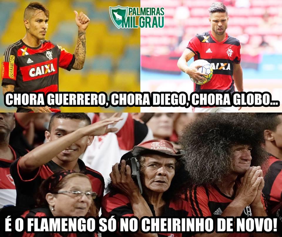 Cheirinho e choro: Veja a queda do Fla na Libertadores em ...