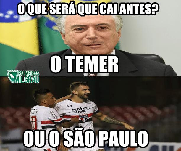 Tropeços e São Paulo e Flamengo são temas de memes. Veja ...