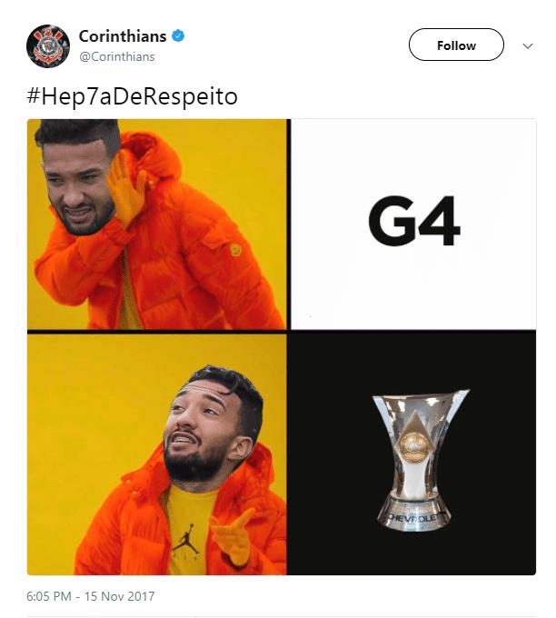 Neto merece medalha? | Veja os melhores memes após o título do Corinthians