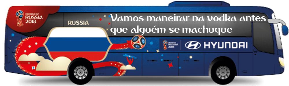 Quais Deveriam Ser As Frases Dos ônibus Das Seleções Na Copa