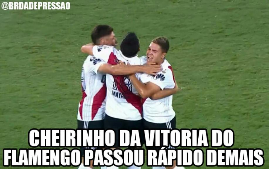 Empate Do Flamengo Contra O River Plate Na Libertadores Vira
