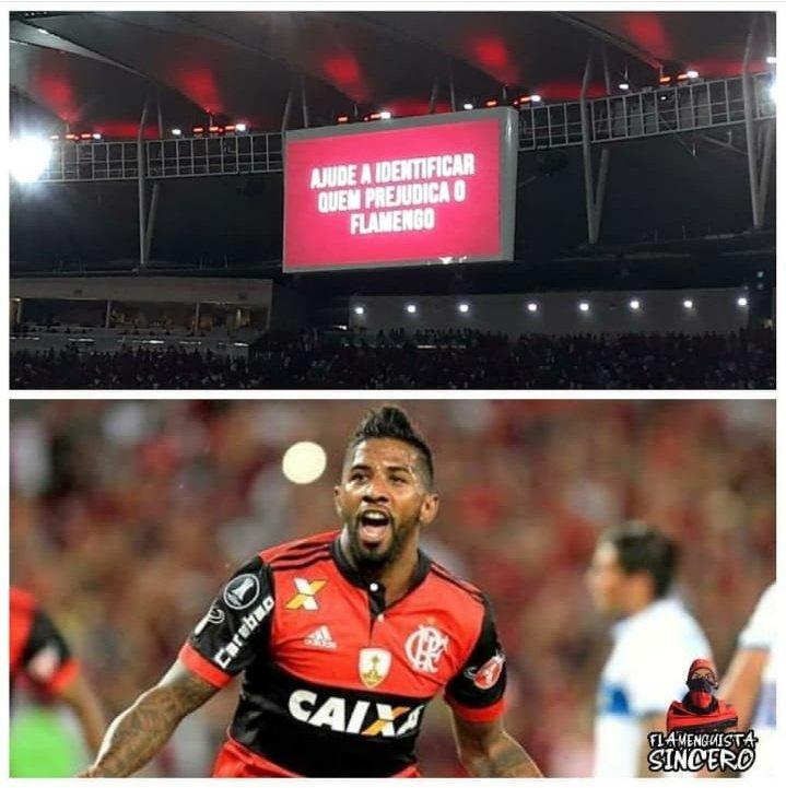 Já Vai Flamengo Rivais Zoam Novo Cheirinho E Criam