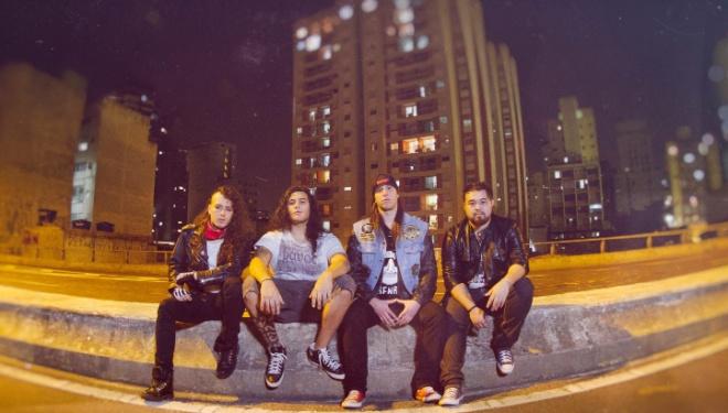 "Banda Mattilha solta clipe do single ""Depois das 3 (Rua Augusta)"""