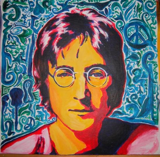 John Lennon, inspiração