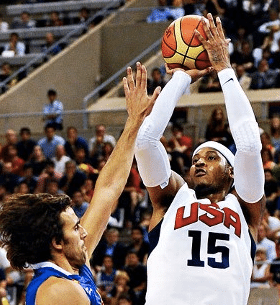 Carmelo Anthony, Team USA