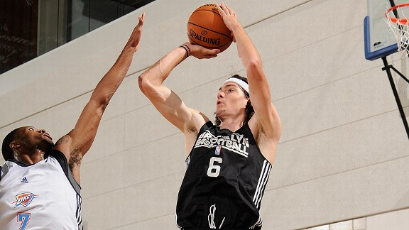 Adam Morrison, Summer League Las Vegas 2012