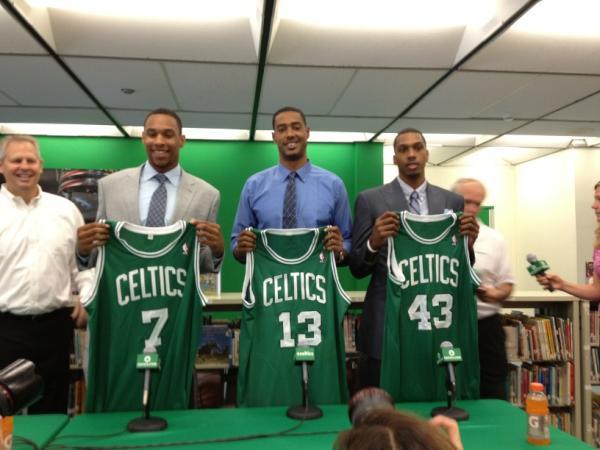 Fab Melo - Boston Celtics