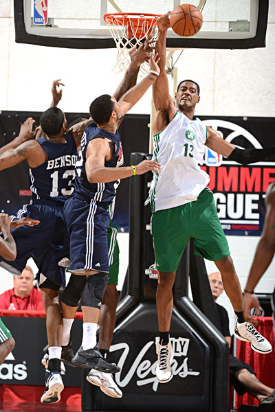 Fab Melo, projeto do Celtics