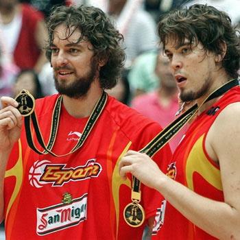 Pau e Marc Gasol