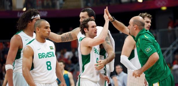 Seleção vence a Austrália na estreia olímpica
