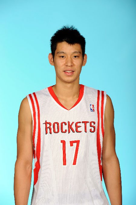 Jeremy Lin no Houston Rockets