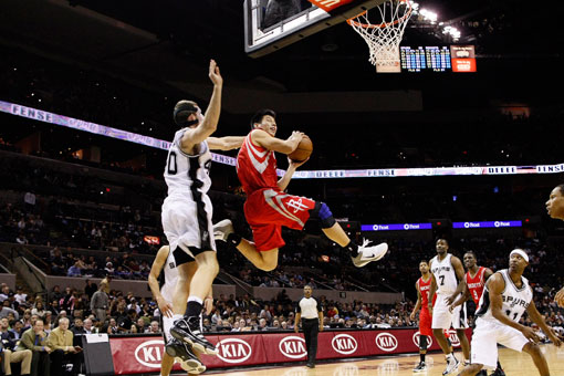 Jeremy Lin, ex-Houston Rockets