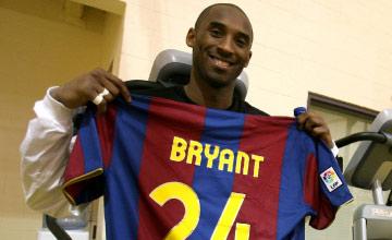 Kobe Bryant, Barcelona