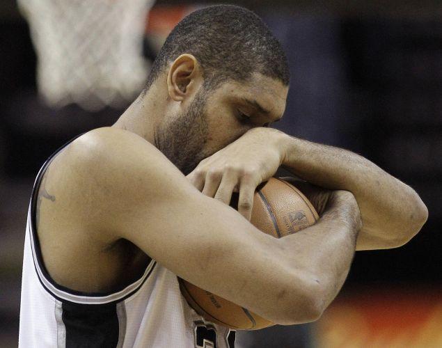 Tim Duncan, Spurs
