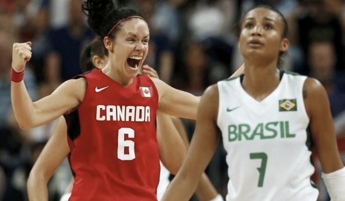 Canadá elimina o Brasil
