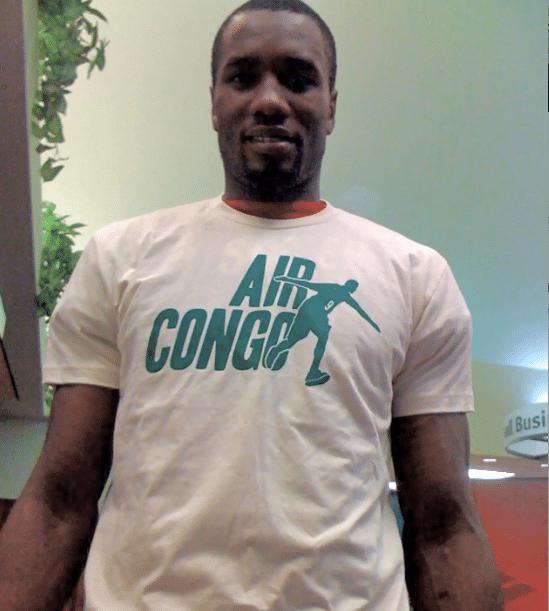 Serge Ibaka, do Congo