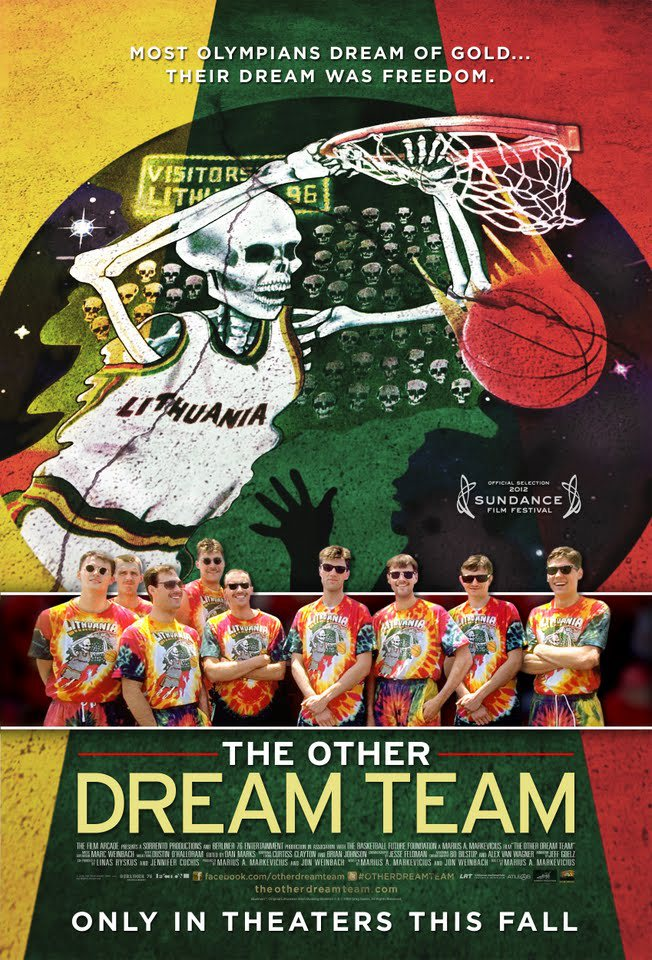 The Other Dream Team, poster