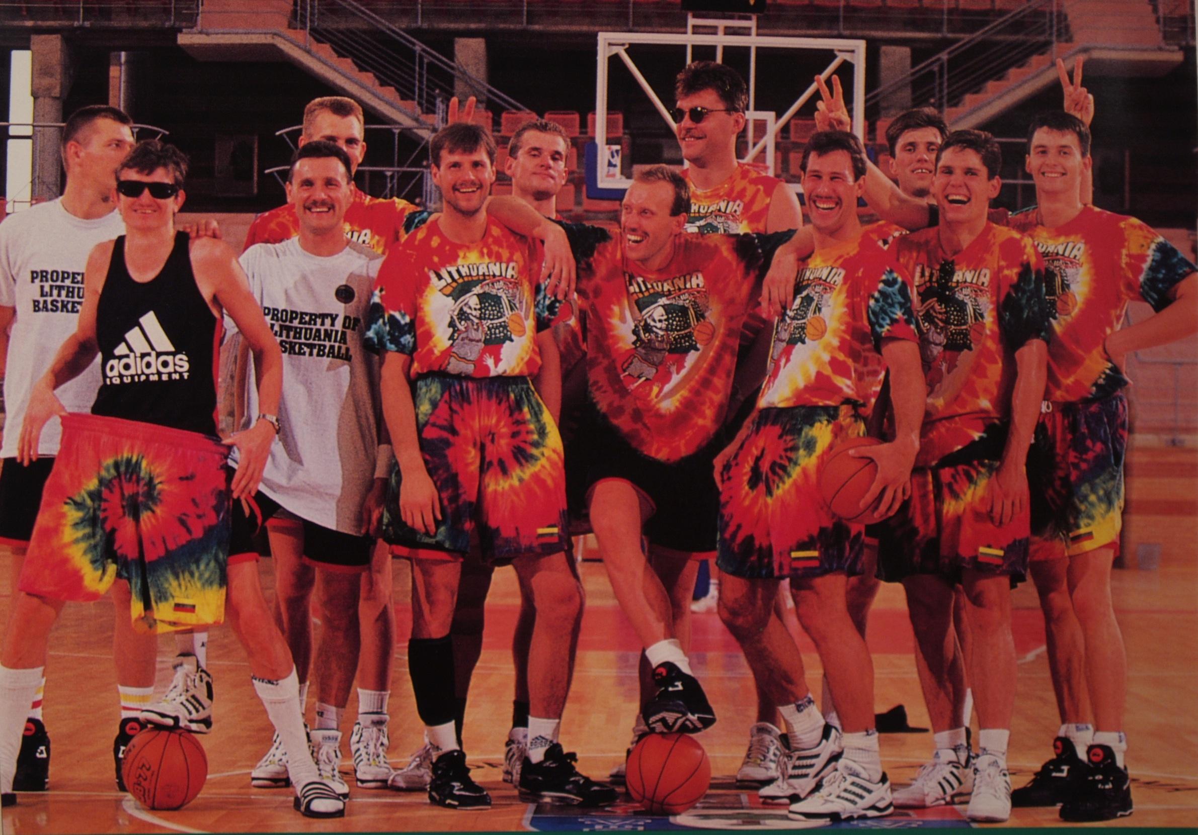 """A seleção lituana de 1992 - """"O Outro Dream Team"""""""