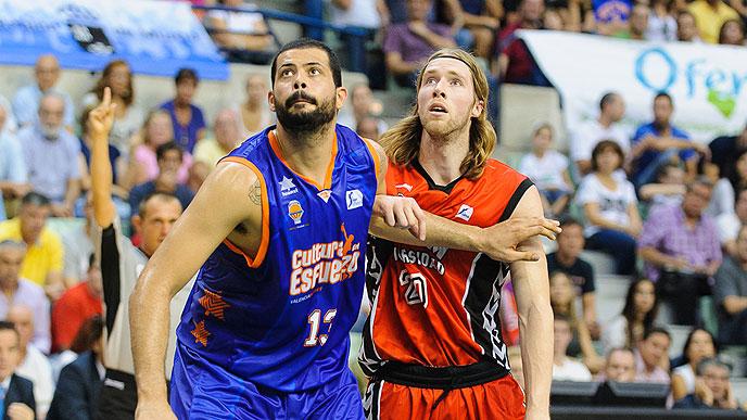 Faverani na Liga ACB