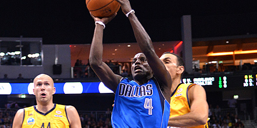 Darren Collison, do Dallas Mavericks