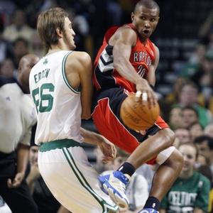 Leandrinho x Celtics