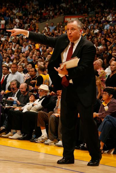 Tom Thibodeau, técnico do Bulls