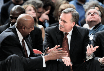 Mike Woodson x Mike D'Antoni