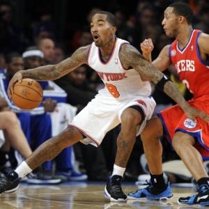 JR Smith, sexto homem do Knicks