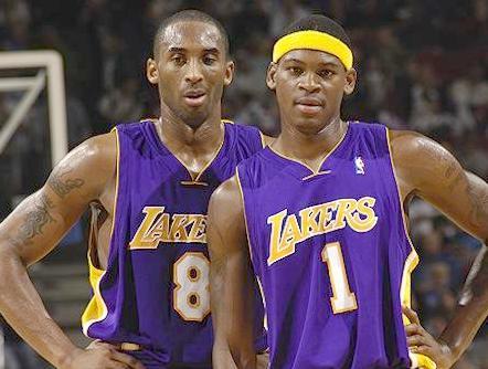 Kobe Bryant x Smush Parker