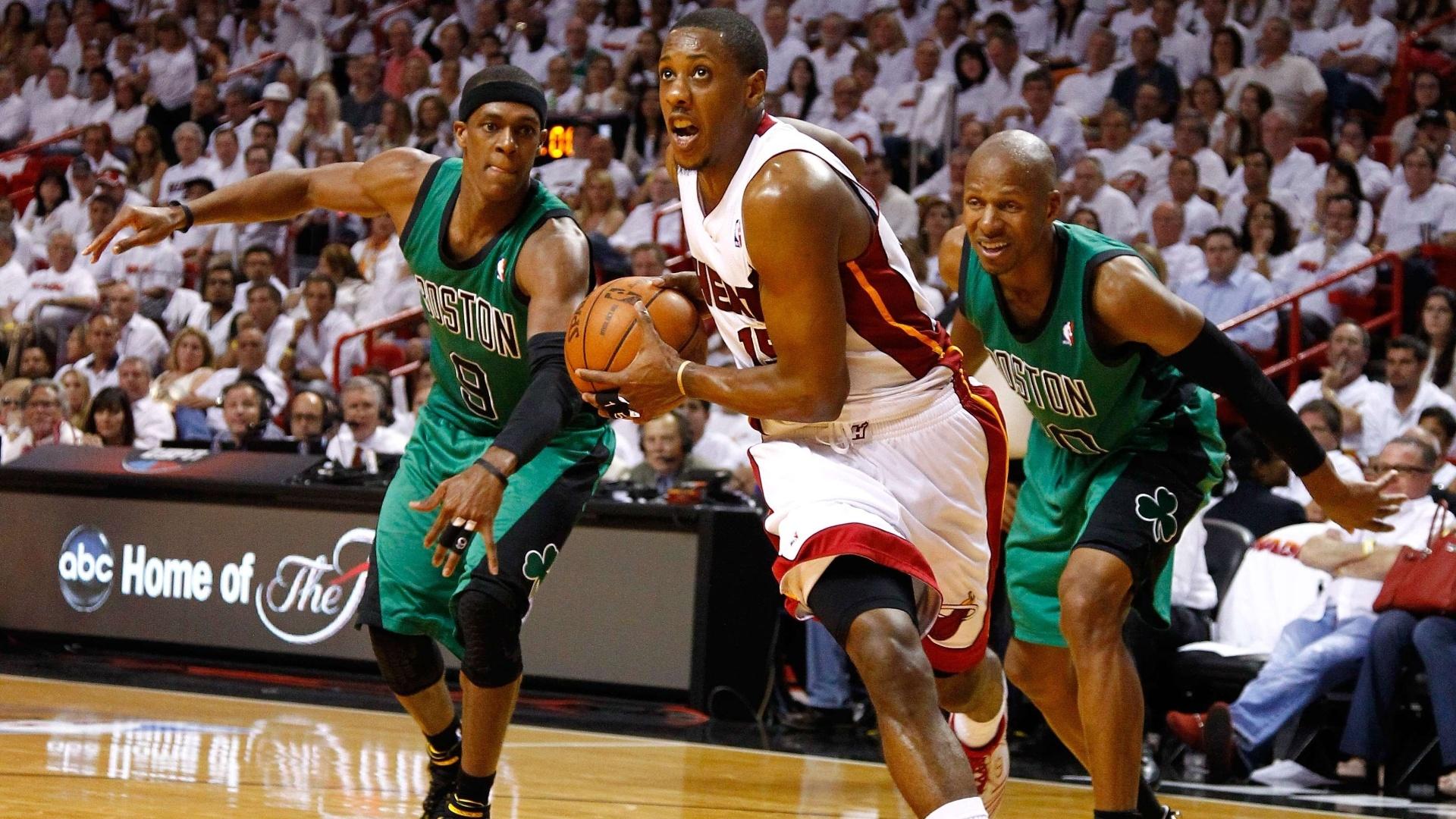 'Rio já não ouve mais tantos gritos assim de Wade ou LeBron