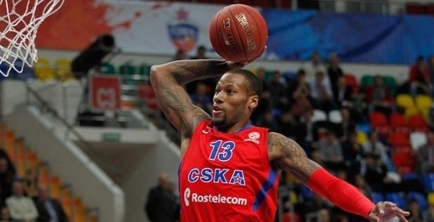 Sonny Weems, da NBA para o CSKA