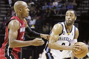 Ray Allen x Wayne Ellington